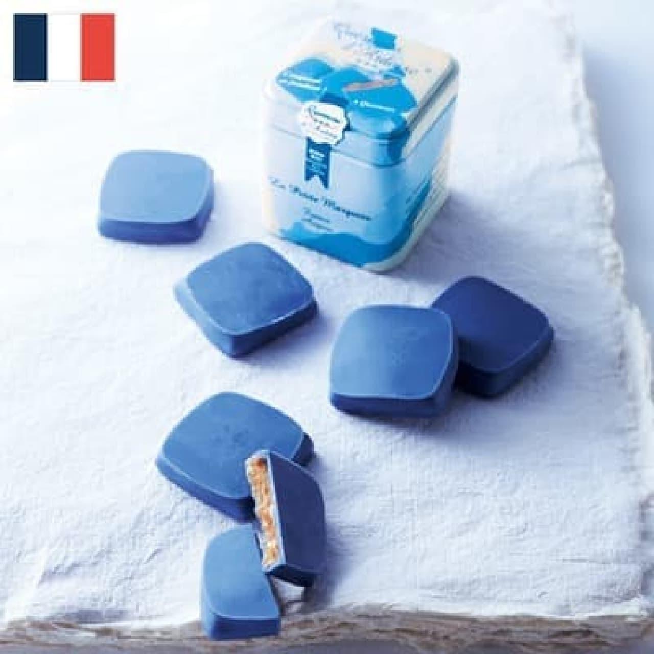 """""""青チョコ""""はフランスのお菓子"""