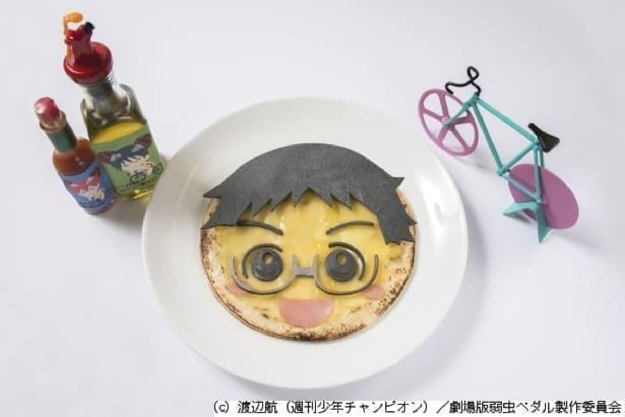 名古屋パルコで「弱虫ペダルカフェ」開催!