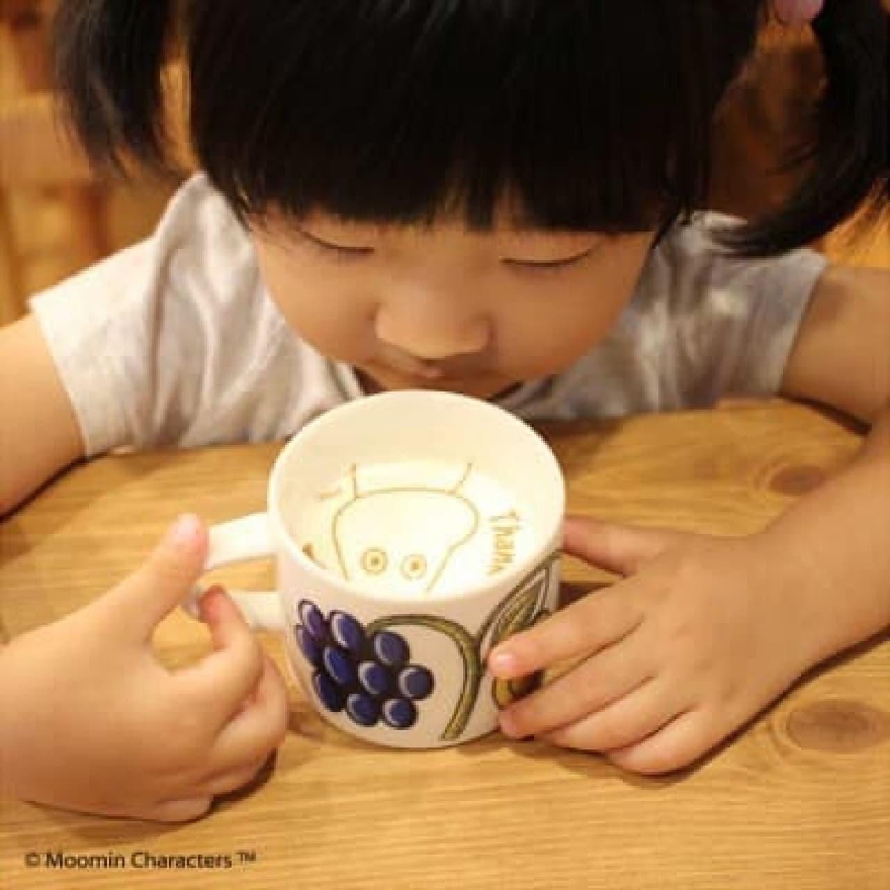 ミルクやココアにもOKなので子どもにも