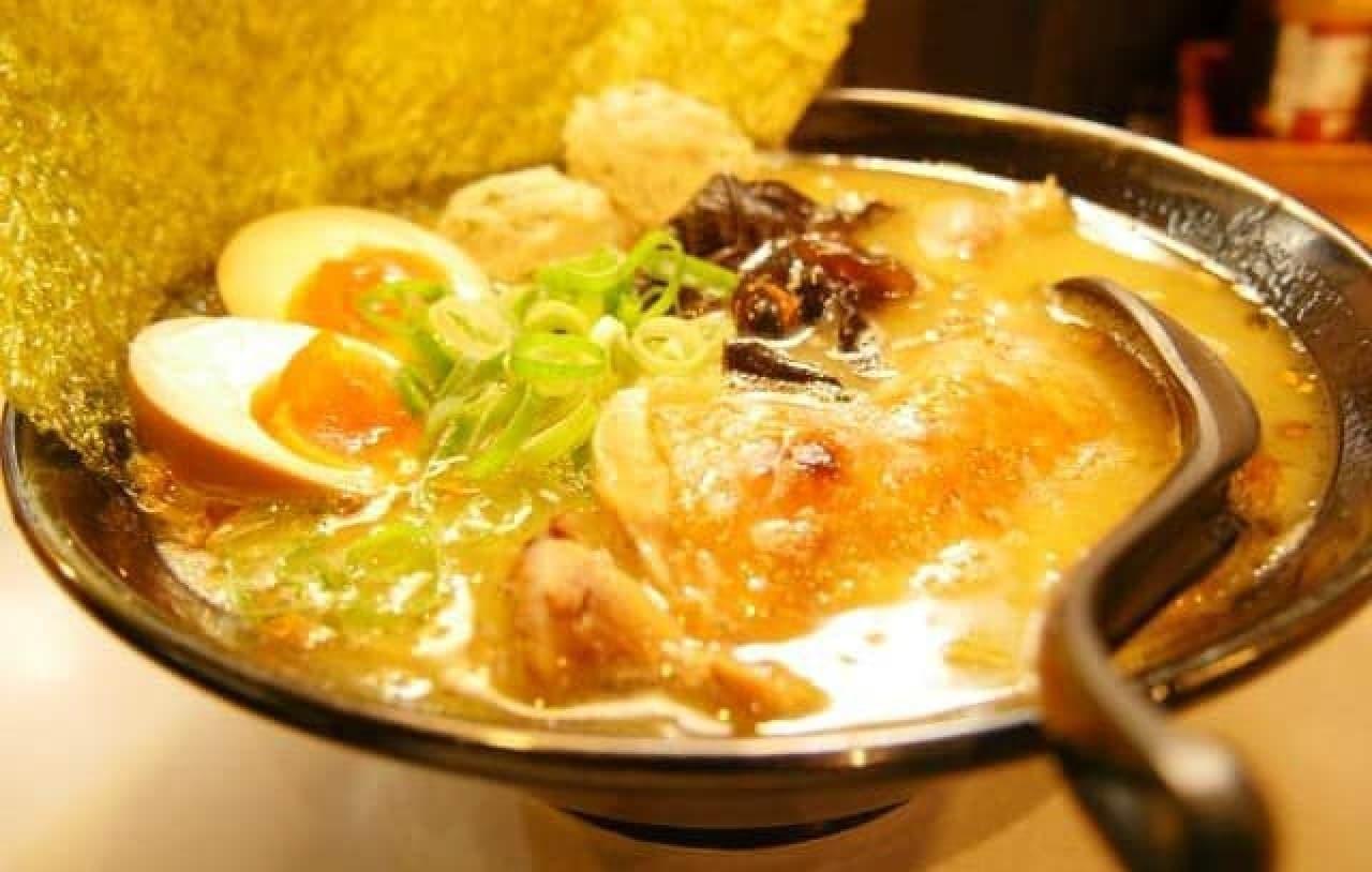 """日本の""""国民食""""ともいわれるラーメン"""