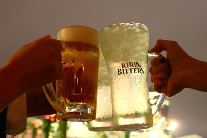 むしろビールジョッキより大きい!