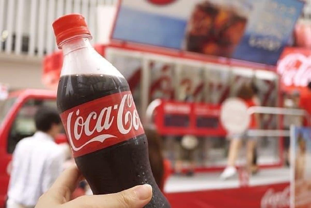 みんな知ってるコカ・コーラ