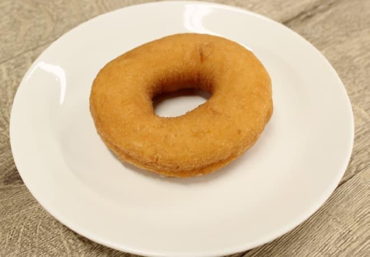 ミルク系のドーナツ