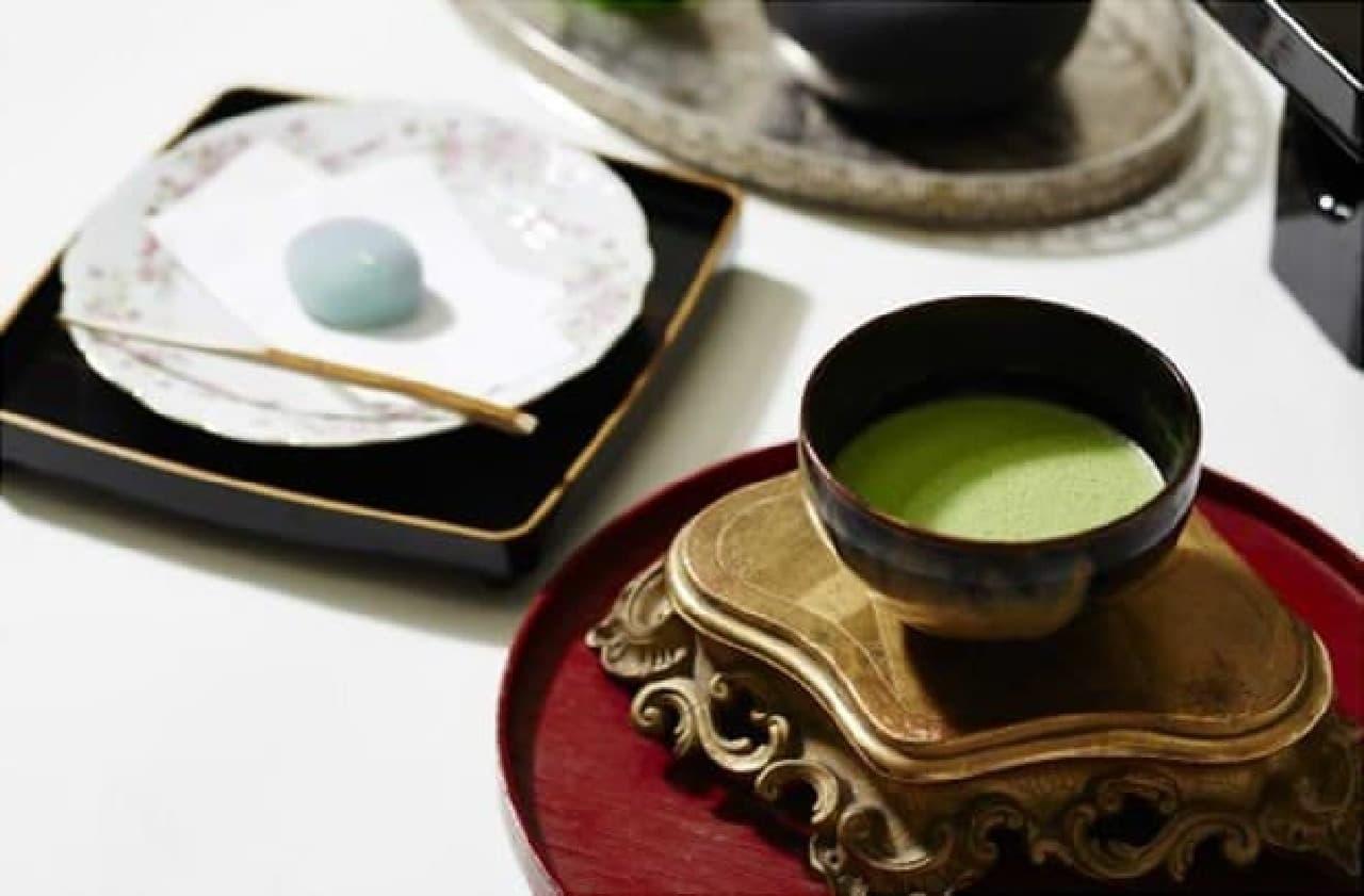 「お茶と酒 たすき」祇園四条にオープン
