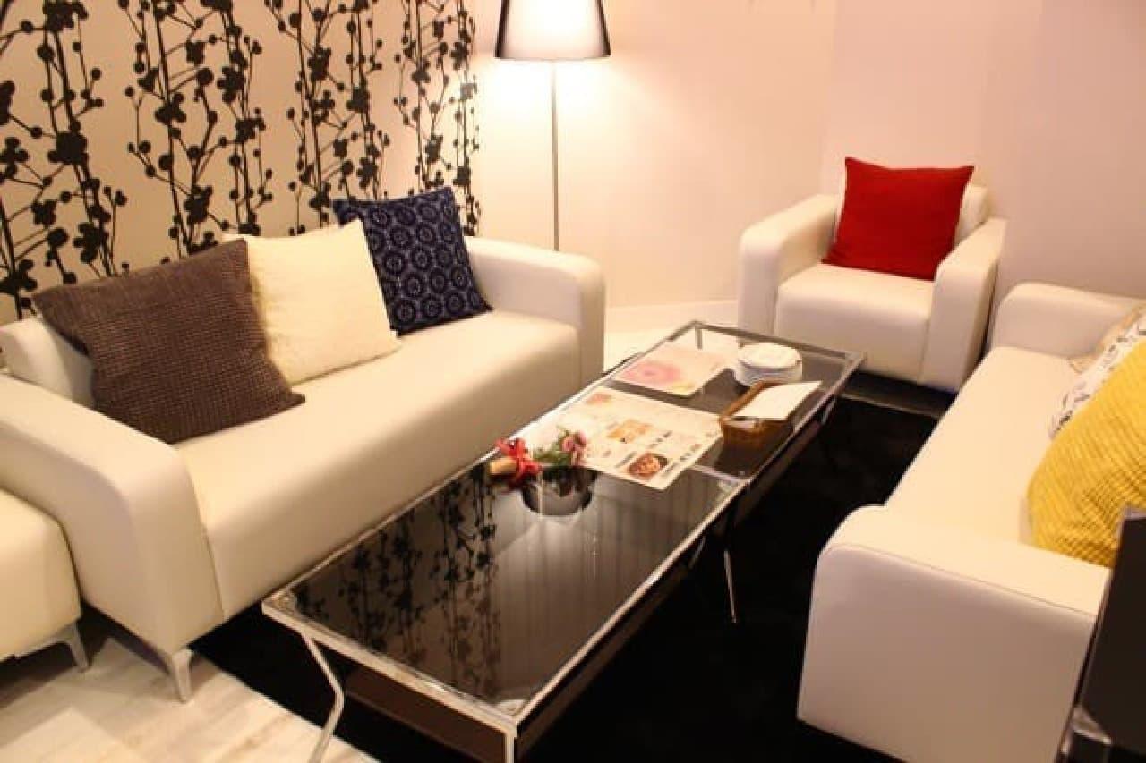 フラ●フランのお店の一角みたい。自分の部屋も、こんなふうにしたい!