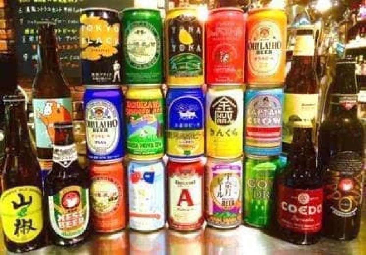 クラフトビールを楽しんで!(写真はイメージ)