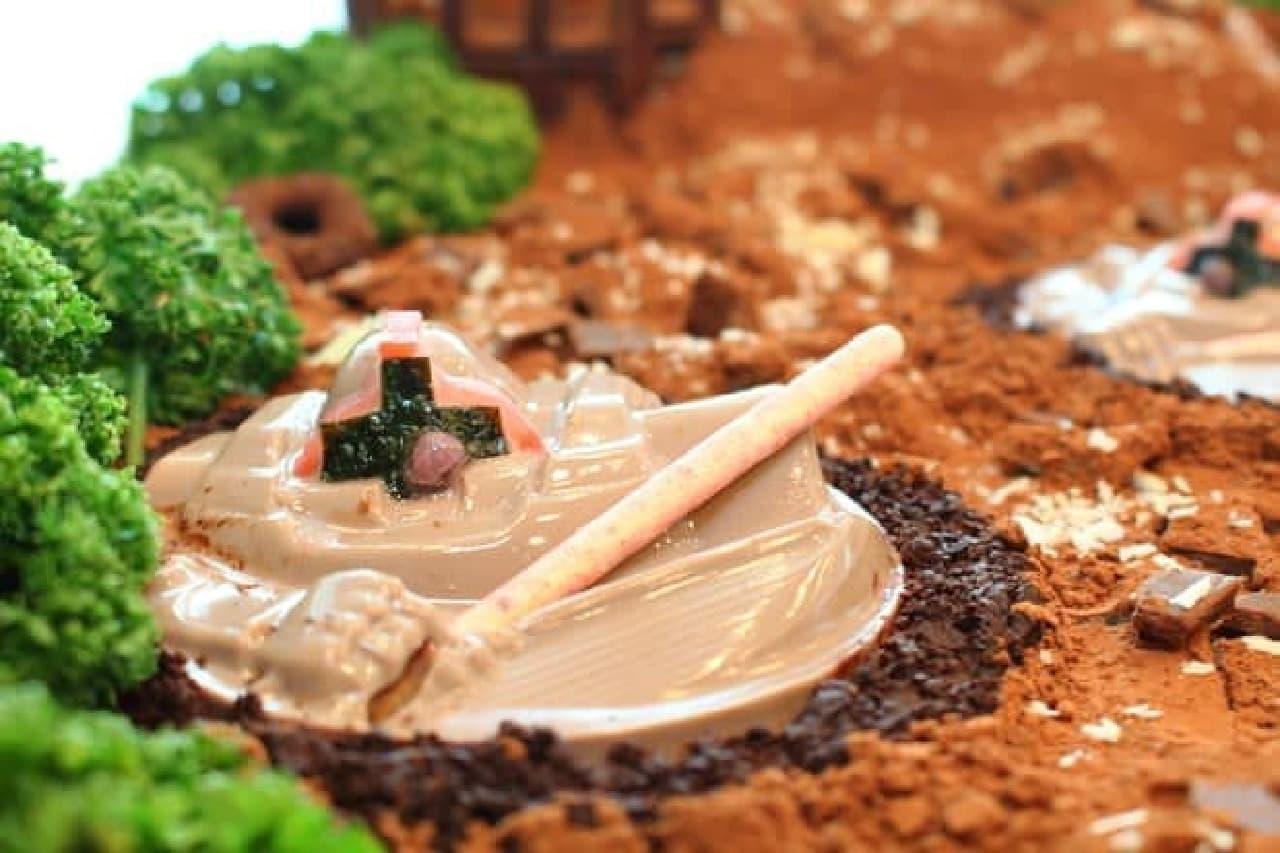 ガンダム 豆腐