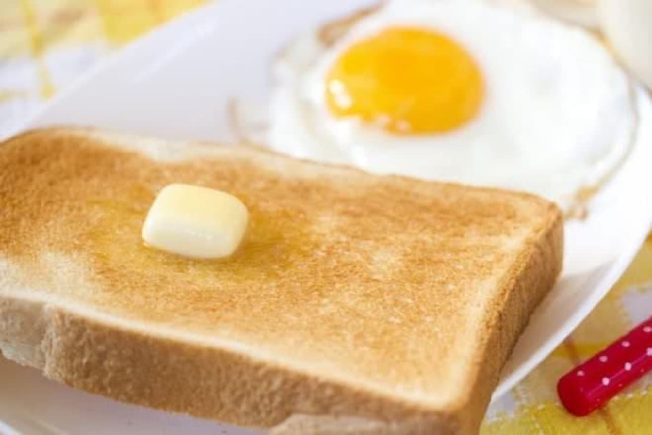 """手軽に食べられる""""パン""""が人気"""