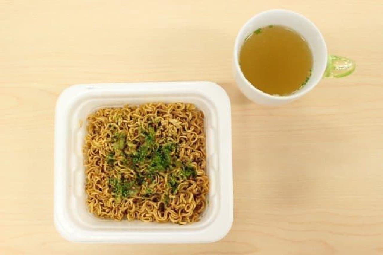 中華スープ付き
