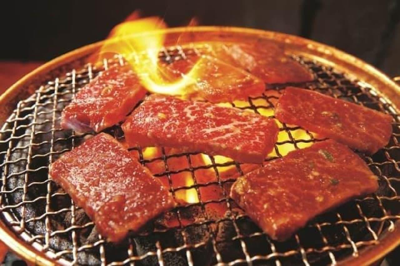 燃え上がれ、食欲!