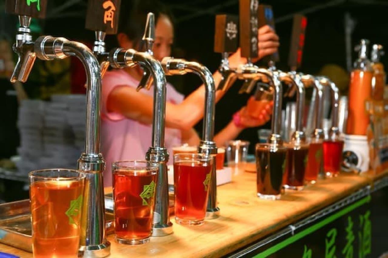クラフトビールの祭典「2015けやきひろば 秋のビール祭り」