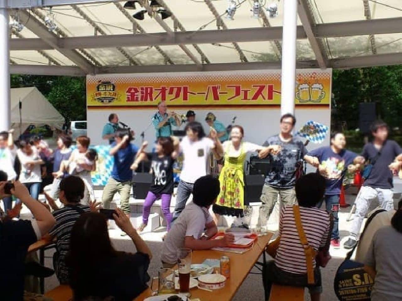 今年も開催!「金沢オクトーバーフェスト2015」
