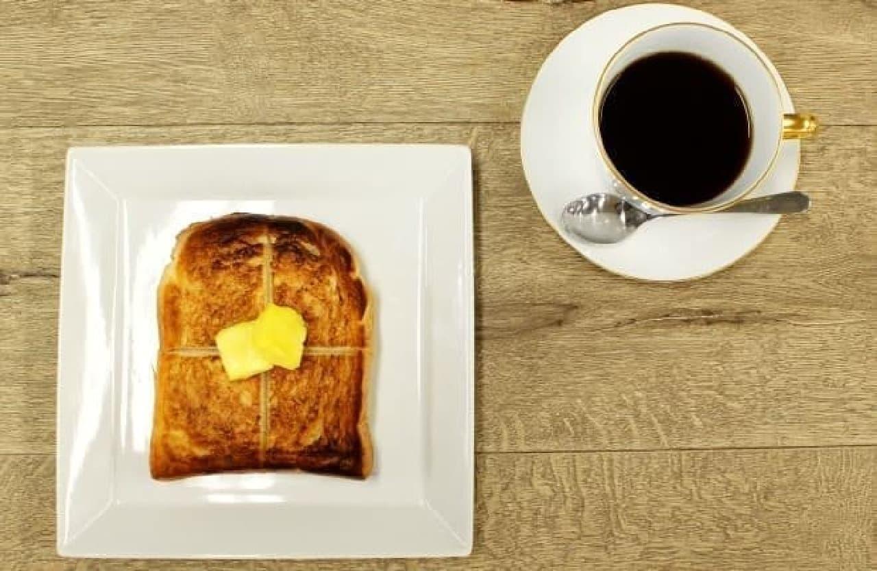 いつもの朝食も、ちょっと贅沢になるかも?