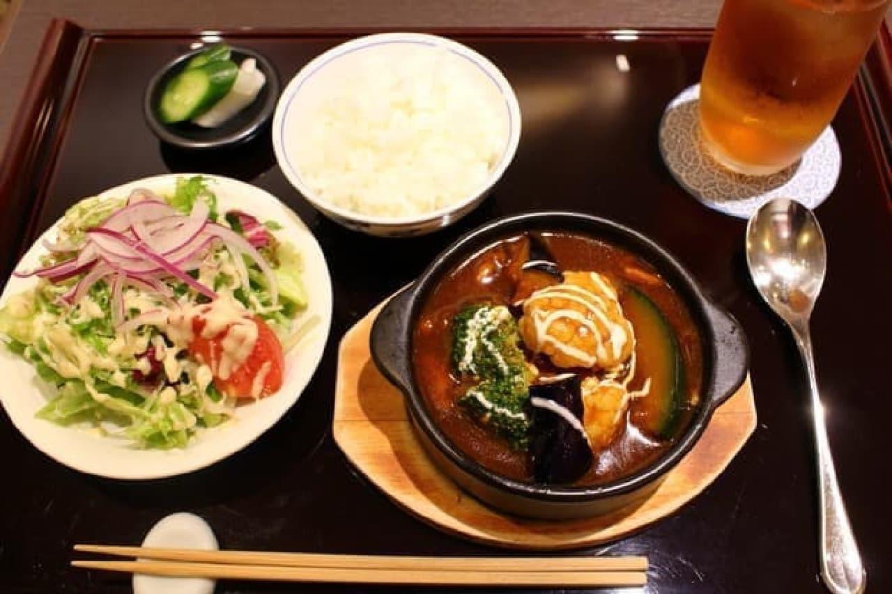 手作りの優しい味が人気の洋食レストラン