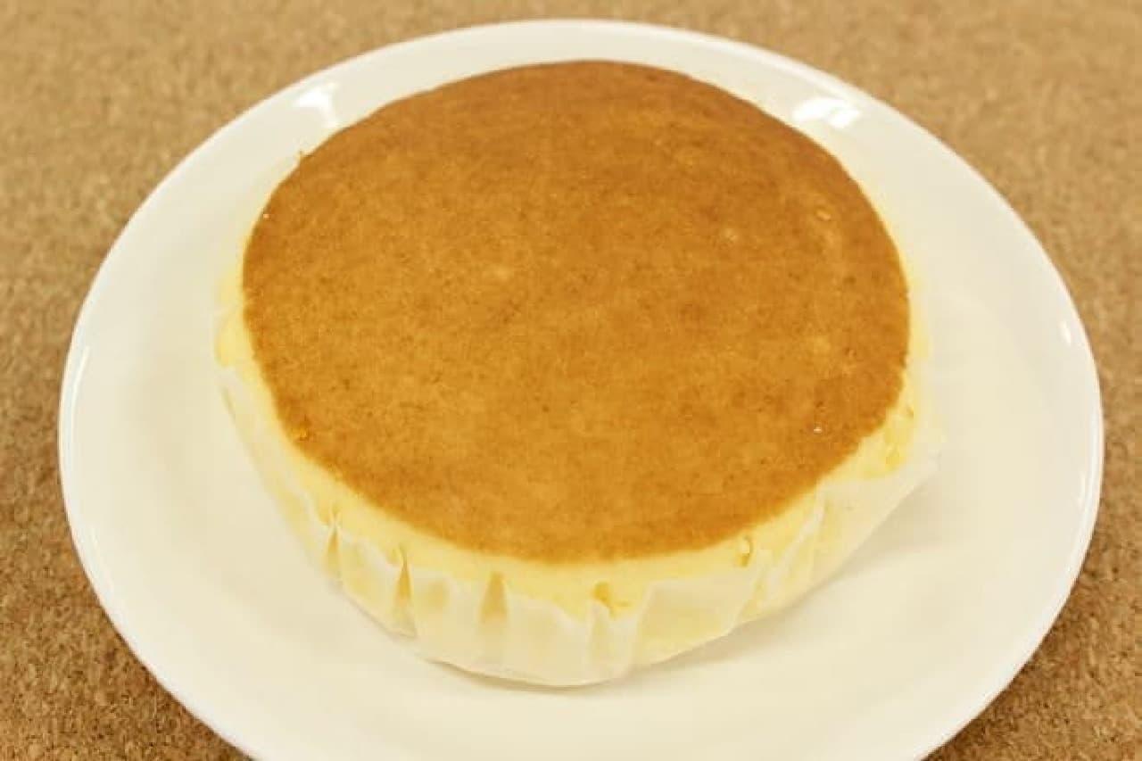 ホットケーキみたいな焼き目