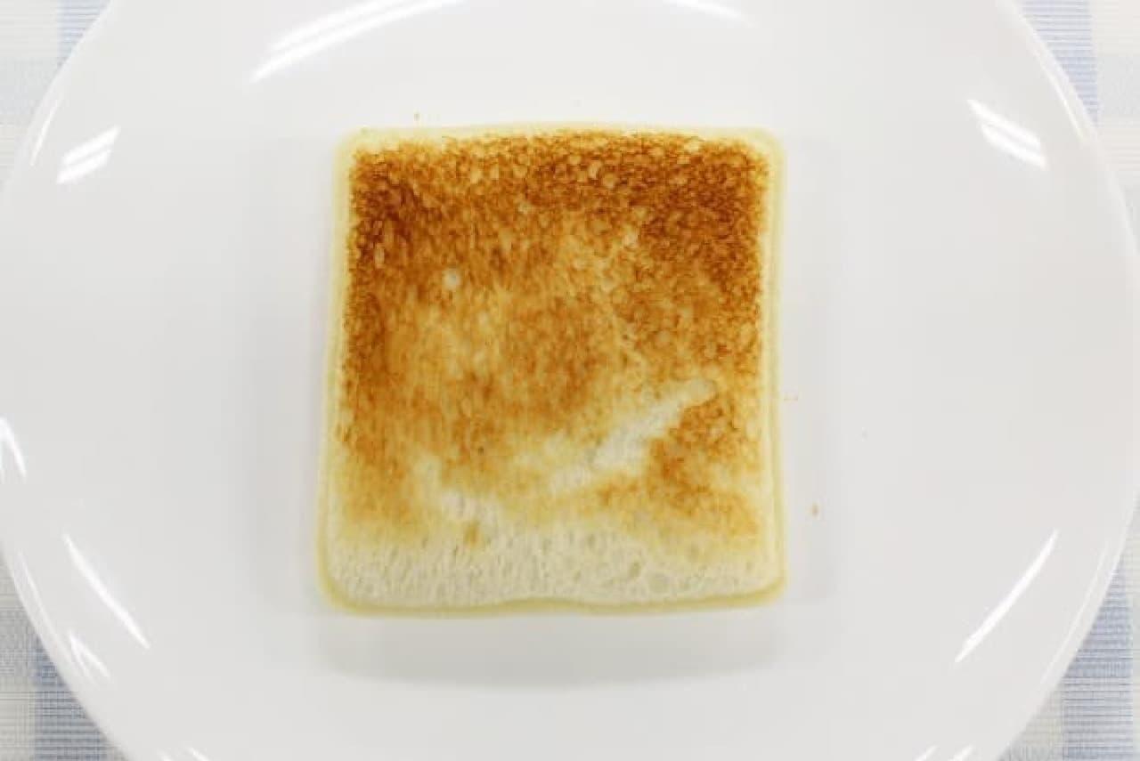大本命の「焼き」スナックサンド