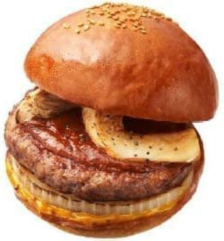 ファン待望の「鹿肉バーガー」が今年も