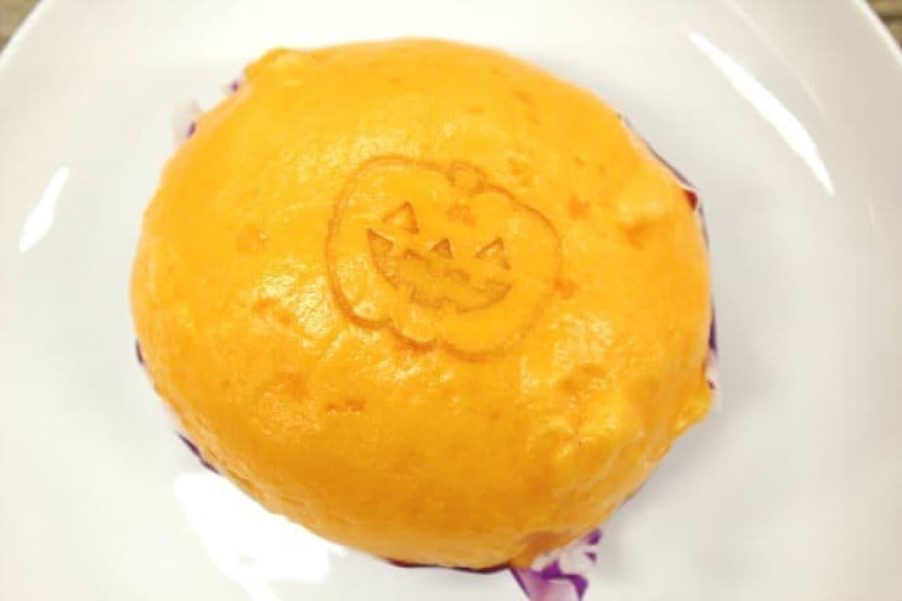 「北海道かぼちゃのパンプキンまん」登場!