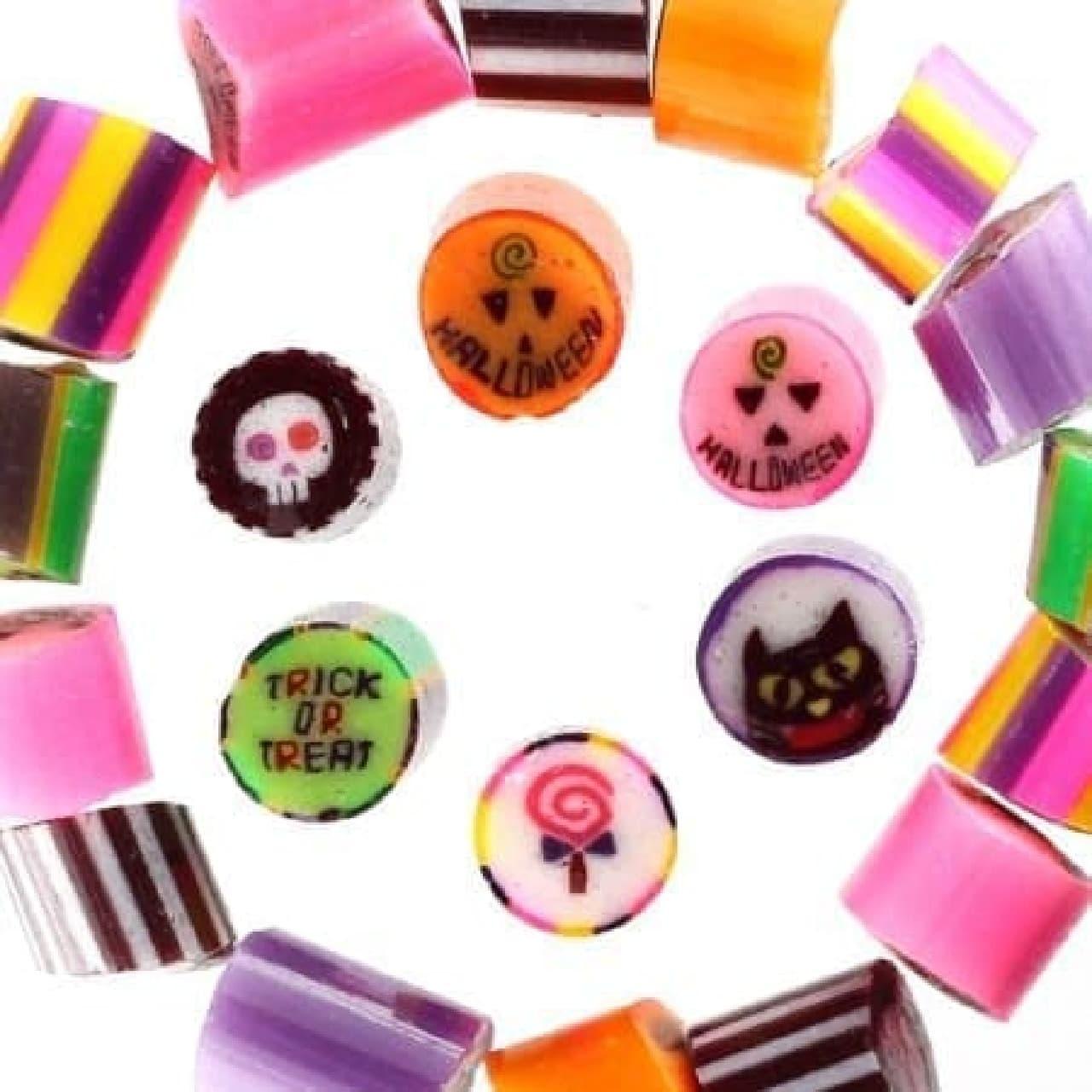 ころころカラフルなキャンディの詰め合わせ!  (出典:キャンディー・ショータイム公式サイト)