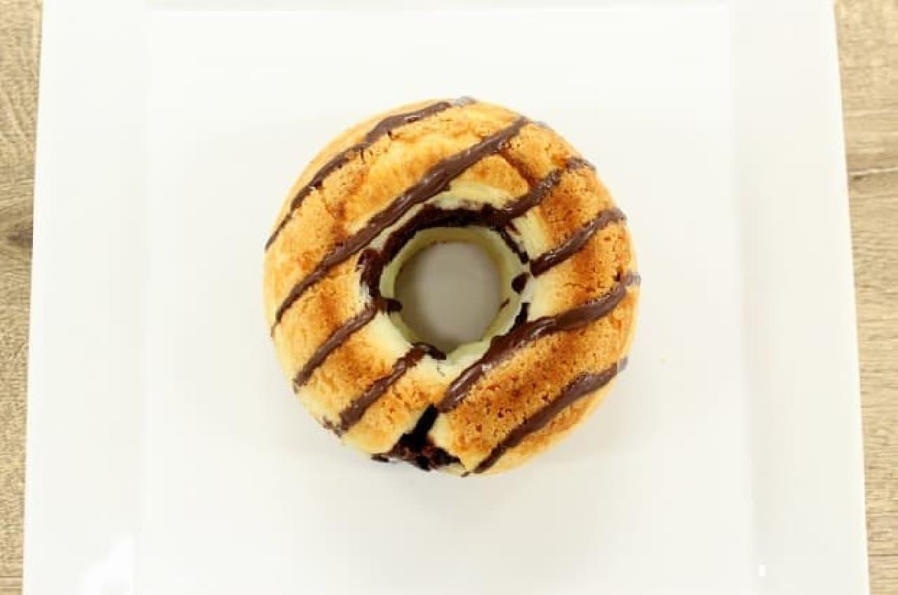 食べごたえがあって腹持ちも良い、ベイクドドーナツ