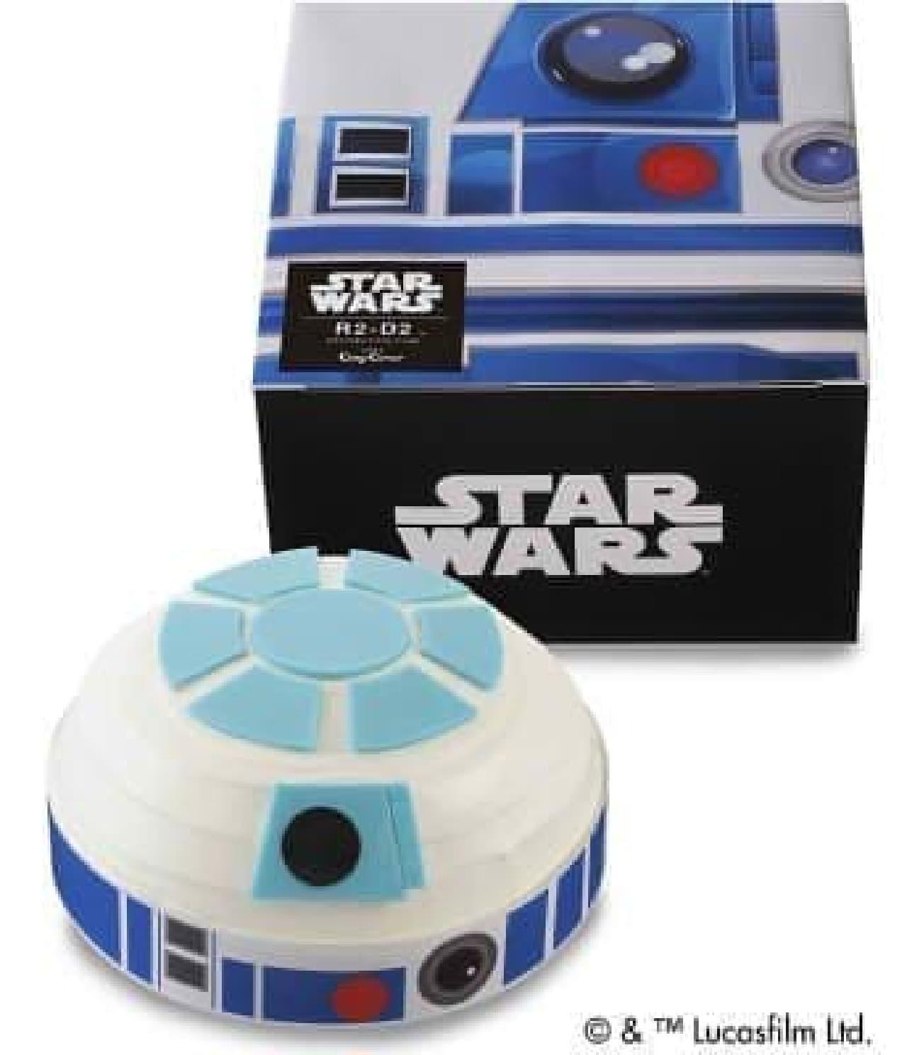 「R2-D2デコレーション」