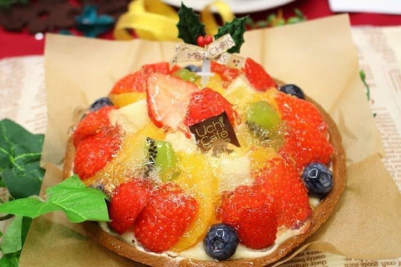 ローソンのクリスマスケーキ、「香り」を楽しむタルトが大人気!