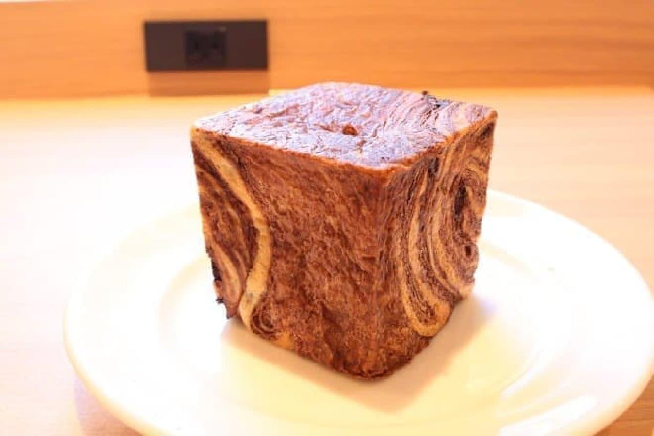 ミヤビ食パンのミニチュアみたい?