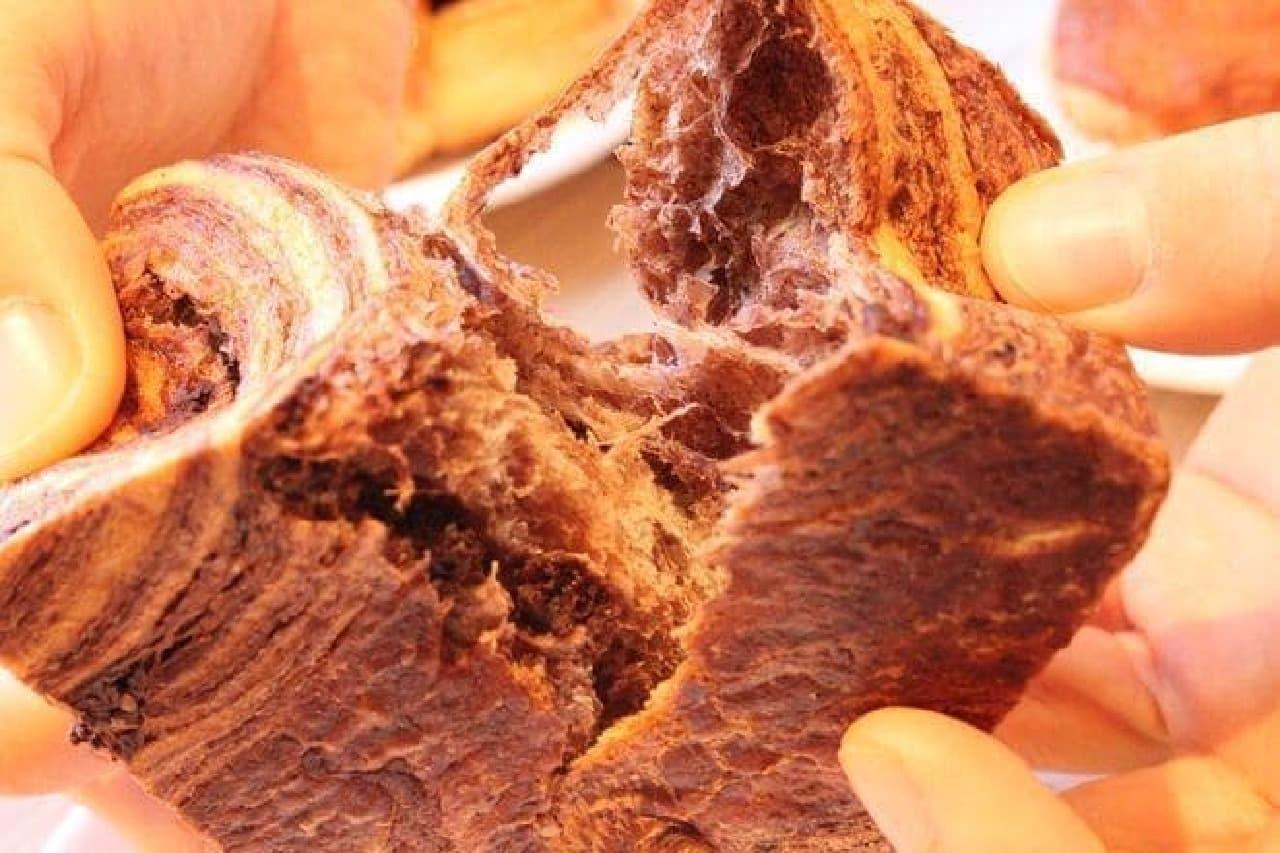 チョコの香り豊か!