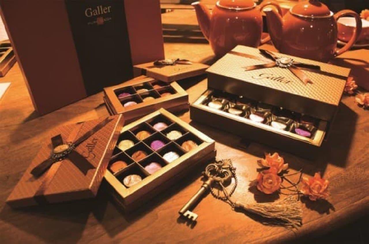 今年は2会場で!「東京チョコレートショー2015」