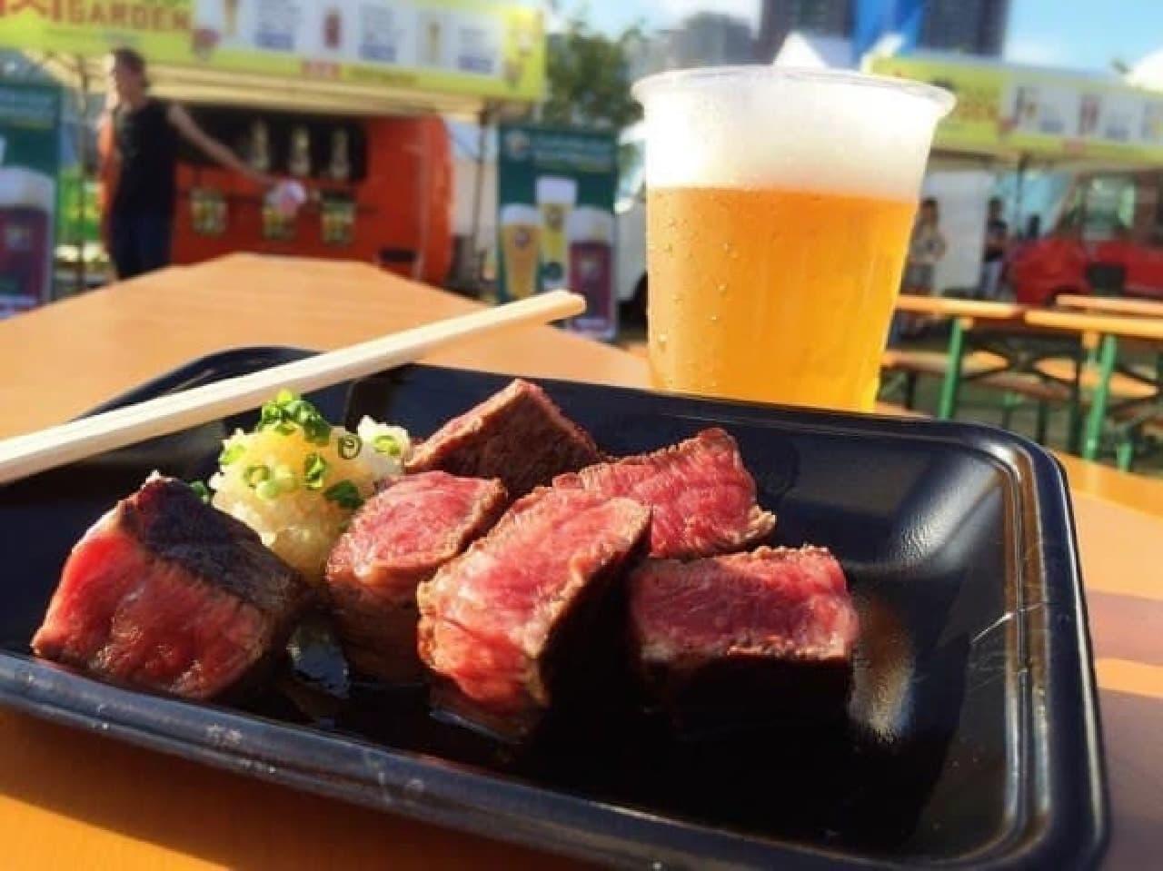 肉の祭典が関西初上陸!