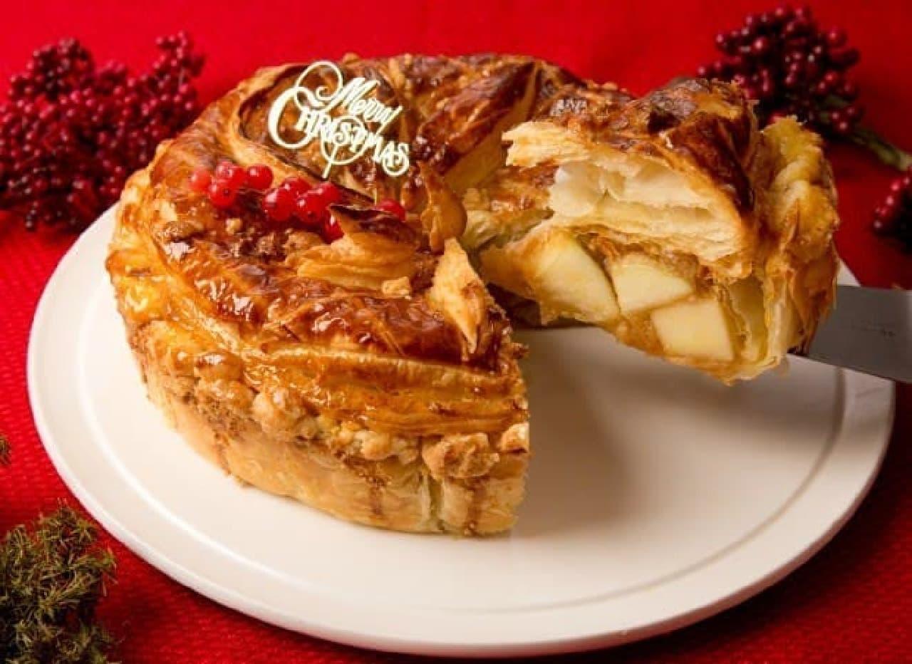 今年食べるクリスマスケーキのラインナップに加えたい