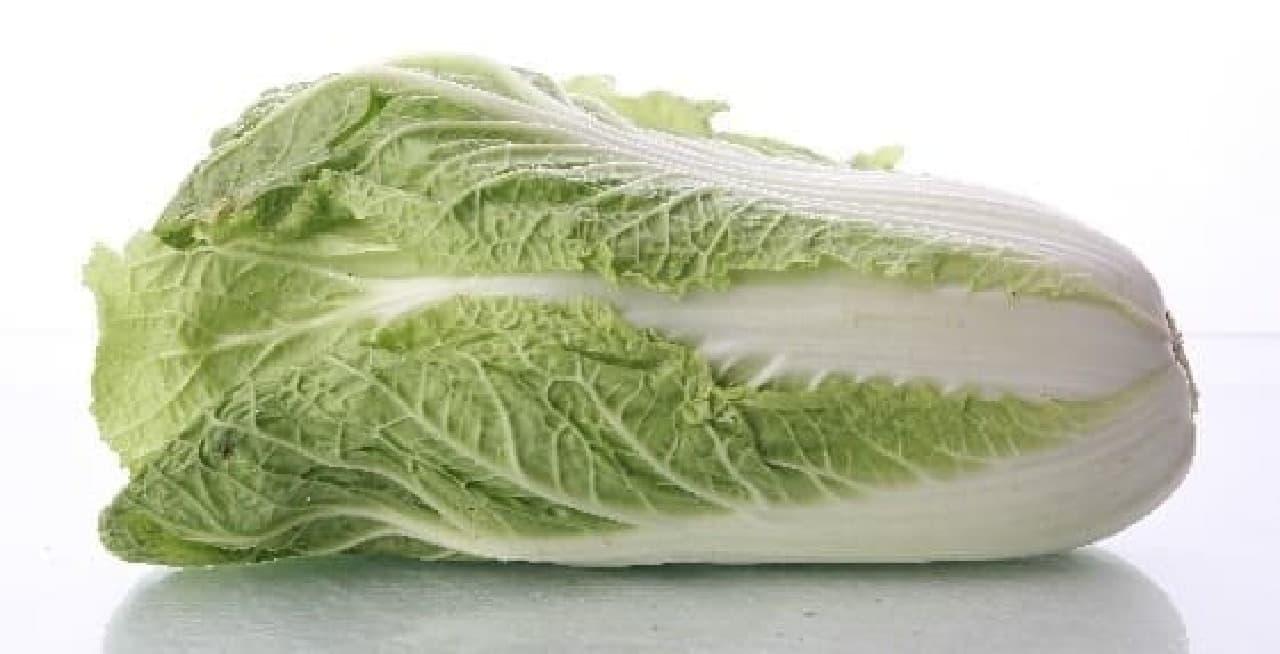 お鍋に欠かせない野菜、1位は白菜!