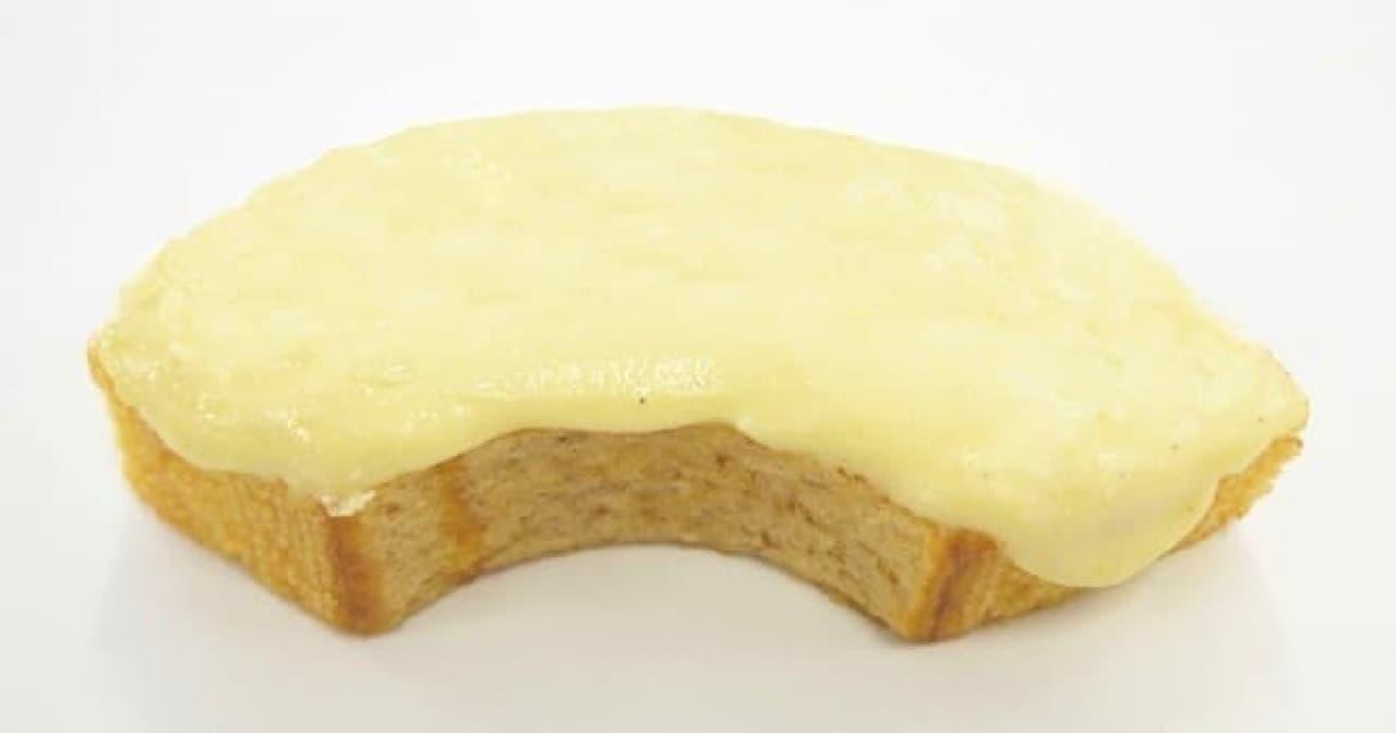 温めるとチーズがとろける!