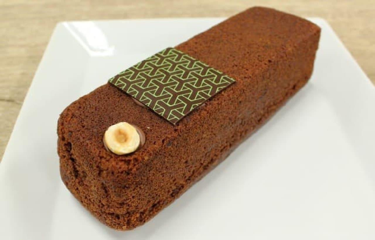 チョコレート専門店のガトーショコラ