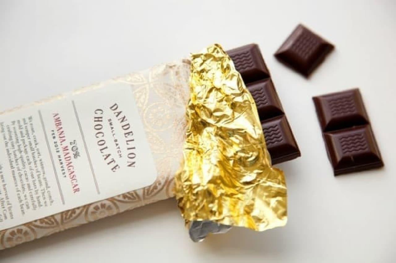 米国で大注目の「DANDELION CHOCOLATE(ダンデライオンチョコレート)」が日本へ