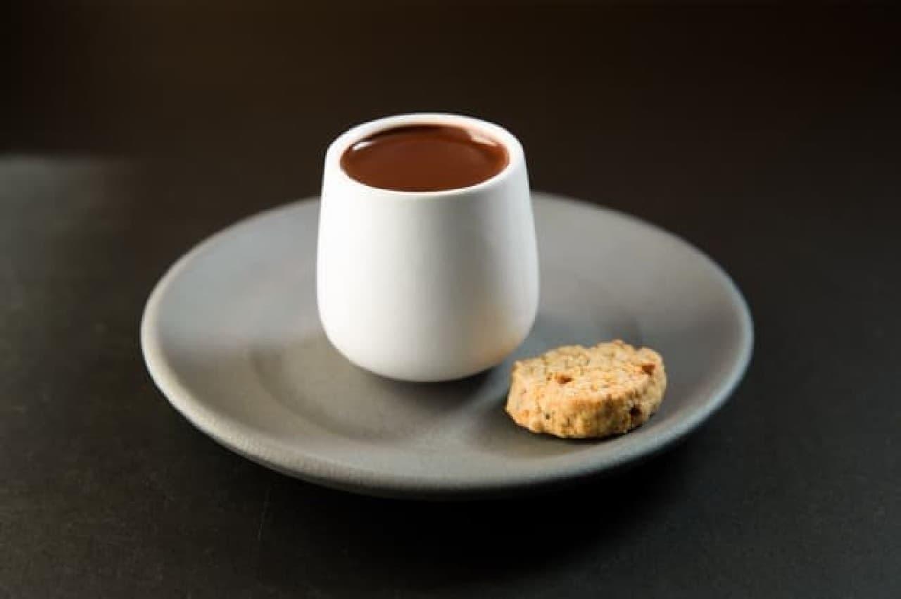 チョコレートドリンクもBean to Bar