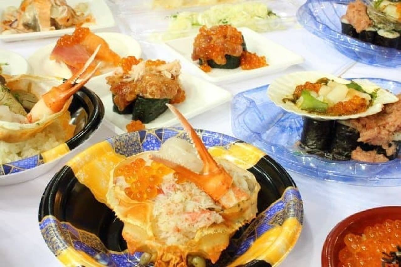 あふれんばかりのネタに大興奮!デカ盛り寿司をご紹介