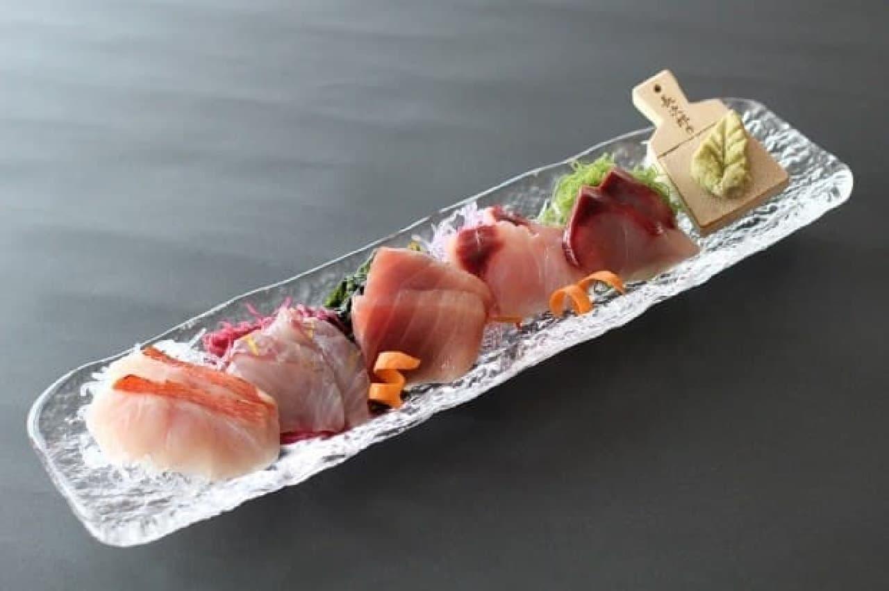 伊東の美味しい魚を召し上がれ!