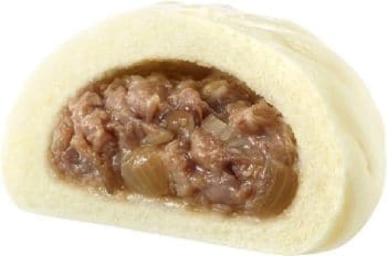 関西風牛すき焼きまん(イメージ)