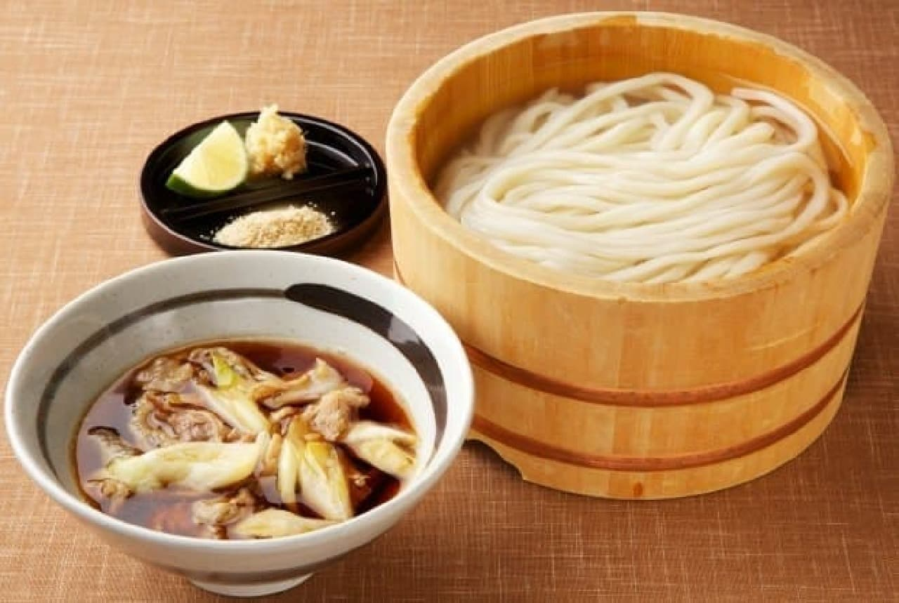 丸亀製麺 堺美原店でのみ提供