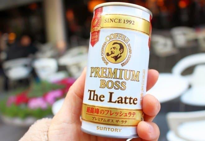 缶コーヒーのイメージが変わった…