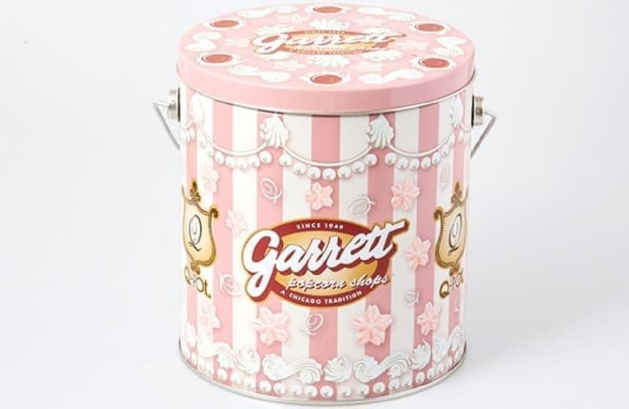 ギャレット×Q-pot.のデザイン缶!