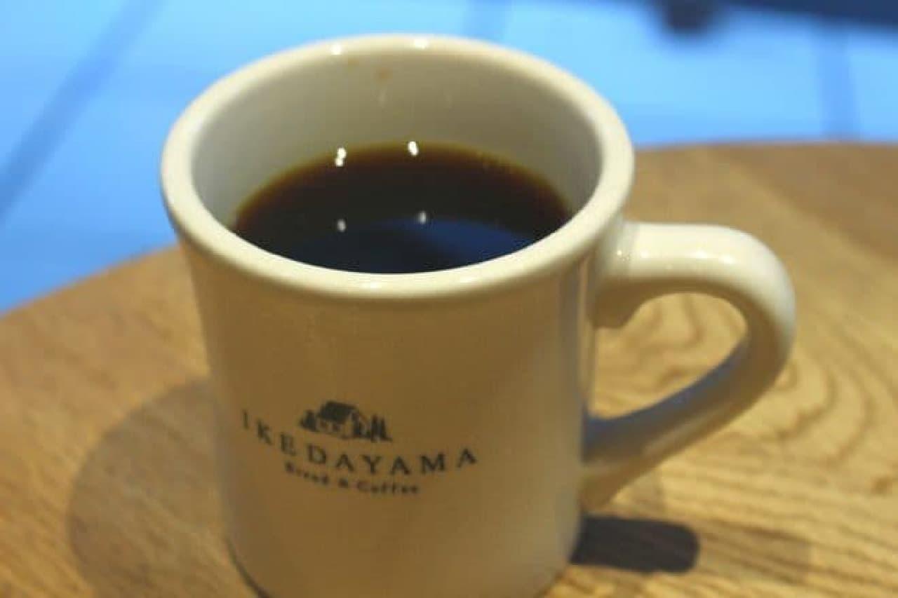 「ハンドドリップコーヒー(ファゼンダ カクェンジ)」