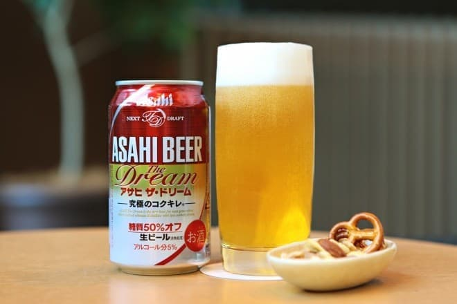 新ビール「アサヒ ザ・ドリーム」誕生