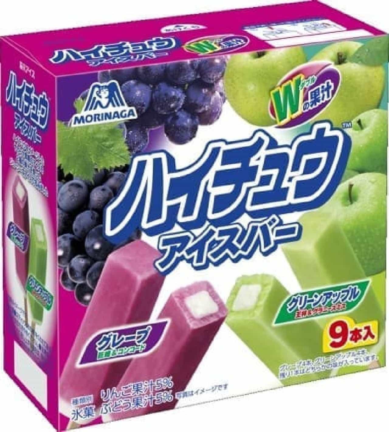 """ハイチュウと同じ""""2層構造""""と""""W果汁"""""""