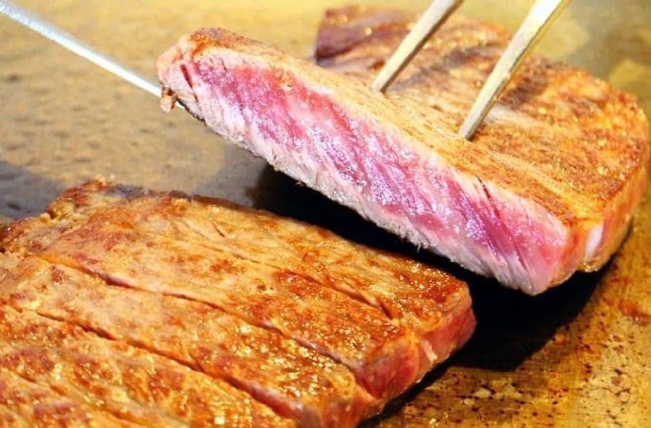 おいしいお肉を、心ゆくまで…