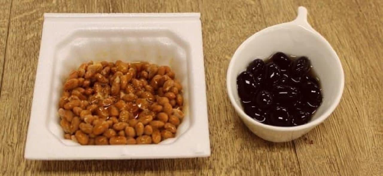 豆は豆だけど…