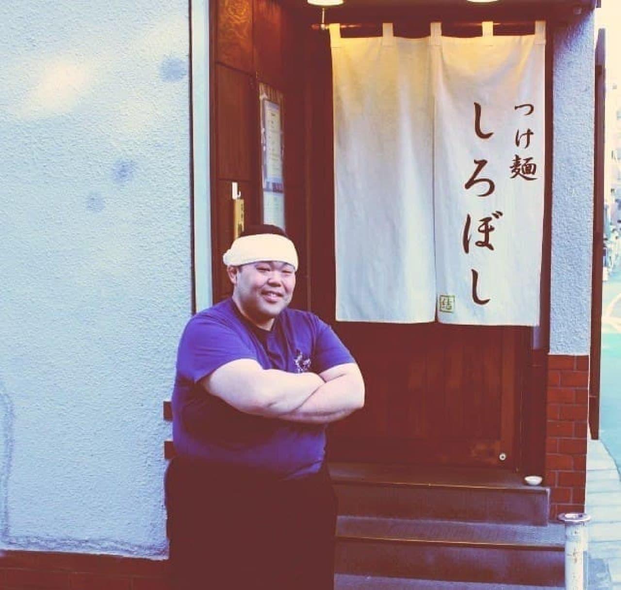 優しい笑顔の店主、木村さん