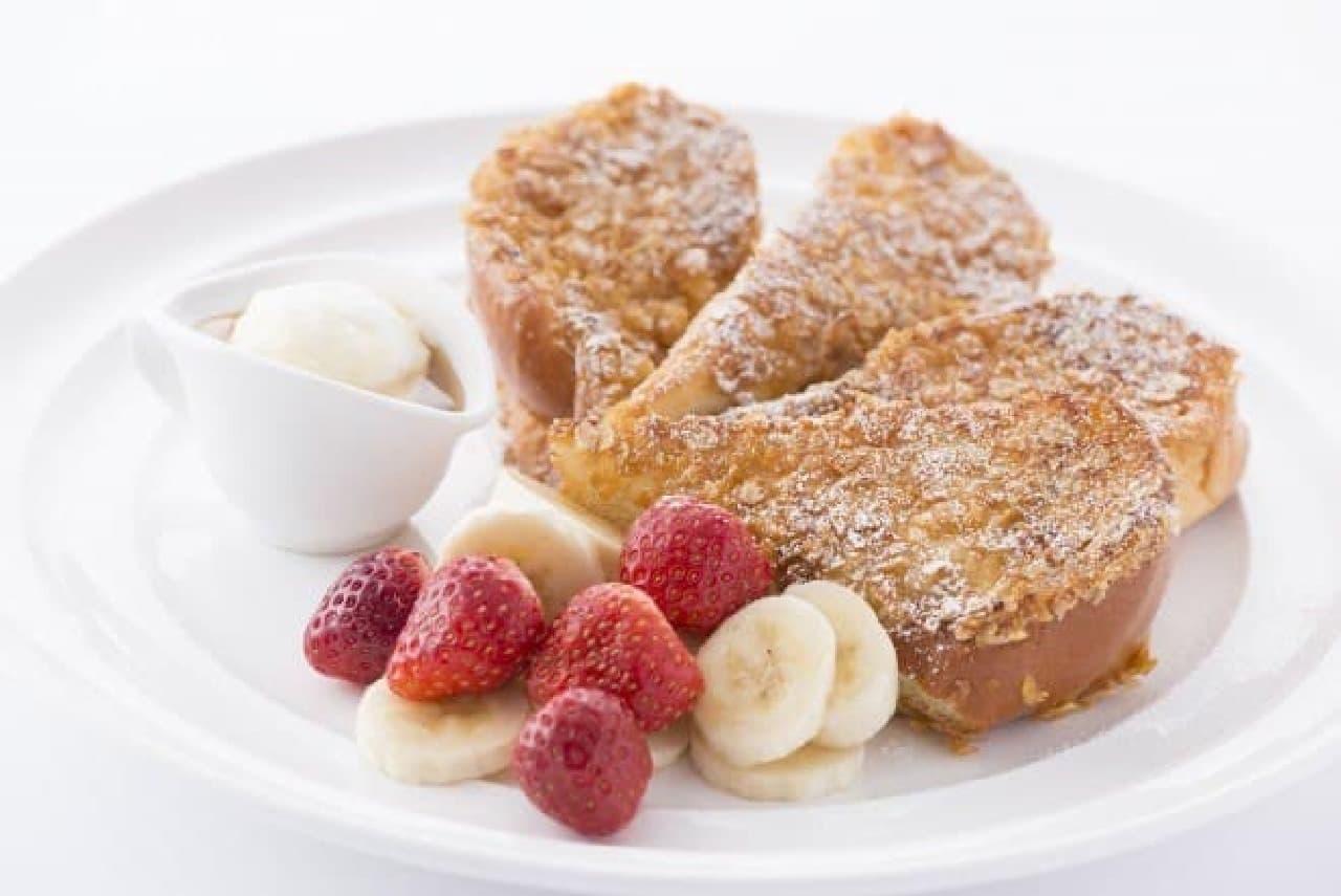 """いろんな""""朝食""""のおいしさが一度に楽しめる!"""