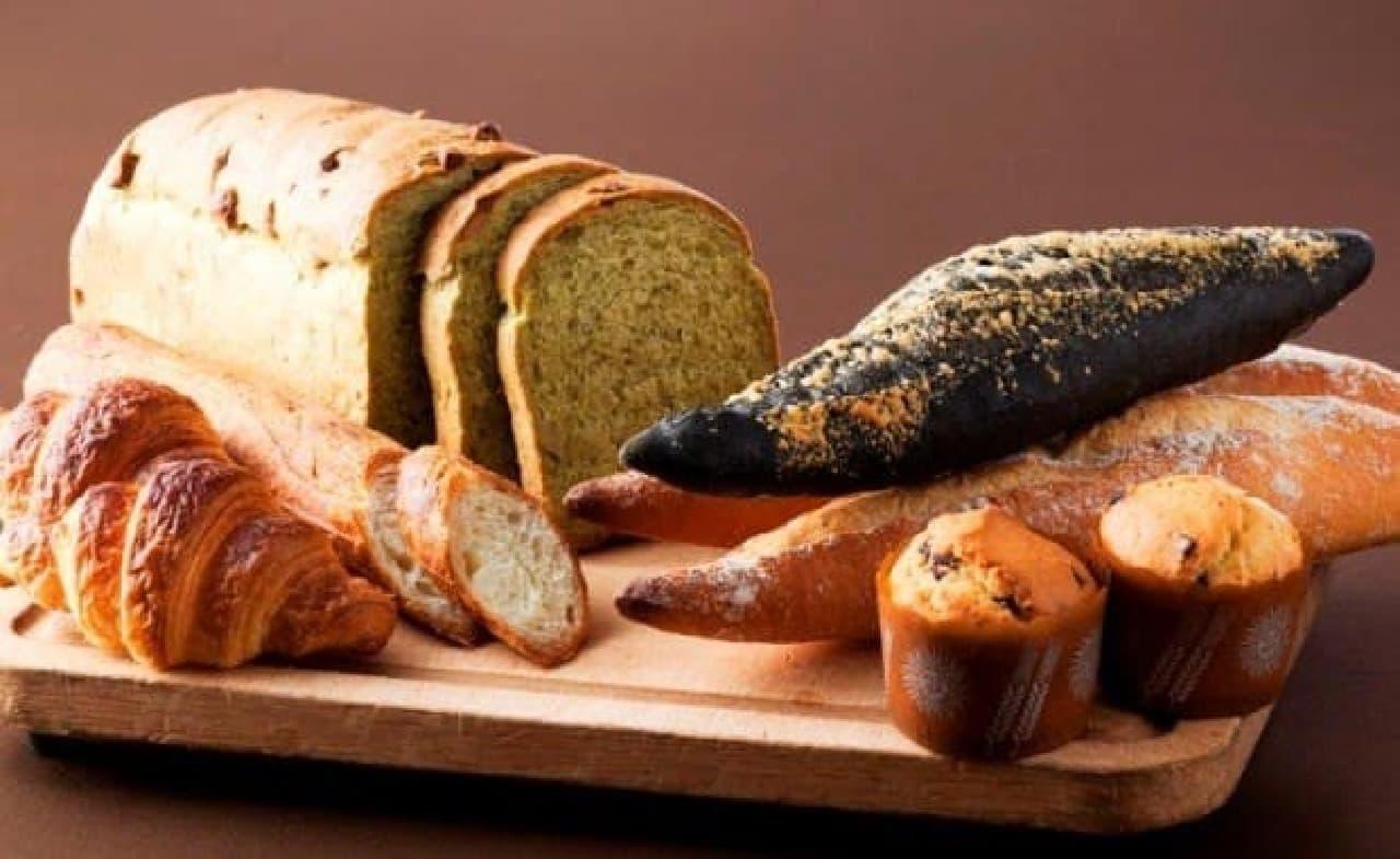 ホテルメイドのパンやスイーツがそごう横浜店のデパ地下に!